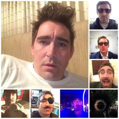 Bed hair : the Lee Pace Lee Pace Thranduil, Bed Hair, Pushing Daisies, Hair Raising, Cillian Murphy, Tom Hardy, American Actors, The Hobbit, Handsome