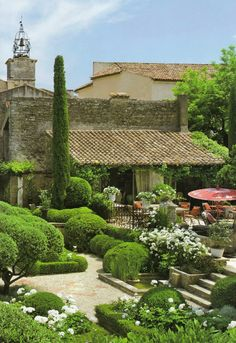 Show Some Decor... at Home with Heidi: Provence Paradise by Michel Biehn