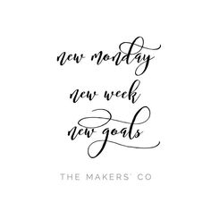 Let's do this! 💪🏻🎉  www.themakerscollective.com.au