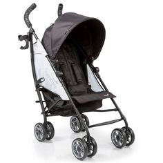 Product Image for Summer Infant® 3D Flip Convenience Stroller in Black 1 out of 5