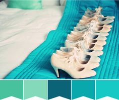 Lovely color schemes
