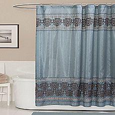 Royal Dynasty 72-Inch x 72-Inch Shower Curtain