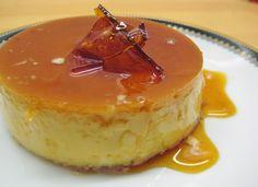 Flan - Crème caramel dessert