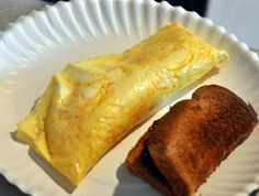 No Mess Camping Omelettes in a Bag - Beyer Beware