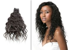 Saasha Brazilian Jackson Wavy Hair is highly preferred in the hair industry because of its flexibility, durability, and texture. Brazilian Jackson Wavy Hair is naturally thick and lustrous, so it gives best styling and installation options for extensions and weaves. These hair are also naturally dark, so it works great with most braiding and weaving applications for women of color, and many ethnicity...