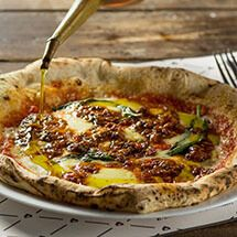 Pizza bolonhesa por Academia da carne Friboi