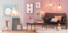 Modern Copper Un toque de madera, un poco de mármol, mucho cobre y gran cantidad de motivos: ¡esta tendencia lo tiene todo para gustar! Esta colección decorativa con colores empolvados y acabados elaborados reinventa el estilo escandinavo y se adapta...