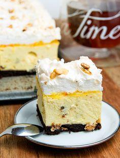 Sernik Królewski – Prosto w Smak Cake Recipes, Dessert Recipes, Polish Recipes, Pastry Cake, Homemade Cakes, Yummy Cakes, Vanilla Cake, Delicious Desserts, Cheesecake