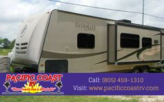 Welcome to Pacific Coast RV. Here at PCRV, we are a young and enthusiastically-operated company that believes in living the RV lifestyle. Call: (805) 459-1310 or  Visit us.