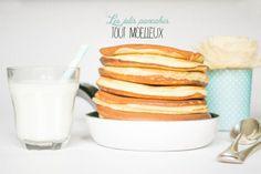 Pancakes tout moelleux