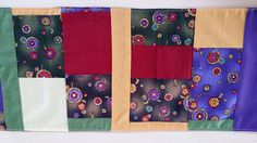 This week's project of the Oh Sew Fun Sewing Challenge will be a great opportunity to use up any larger scraps you may have from the previous weeks' projects, or you could customize your color choices to match your home décor. For week 8 we will be making a patchwork table runner! Patchwork is a...  Read more »