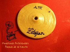 #miniart #primeraspiezas #recuerdos #zildjan #drummer