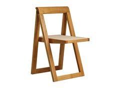 CIAK Chair by Morelato design Centro Ricerche MAAM