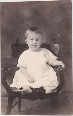 Harold Philip Flory - Age 14 months, weight 23 pounds