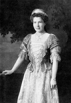 Her Imperial and Royal Highness Archduchess Gabriele of Austria-Teschen (1887–1954)