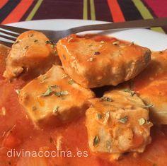 Atún con tomate » Divina CocinaRecetas fáciles, cocina andaluza y del mundo. » Divina Cocina