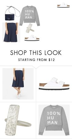 """""""100% Human"""" by thebourgeoisbohemian on Polyvore featuring Papillio and M.Hulot"""