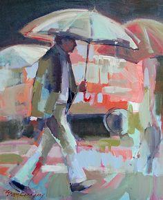 ERIN GREGORY - Rainy Day Man