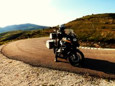 Die GS Adventure in den Westkarpaten, Transylvania