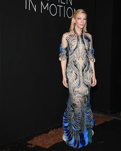 We're so honoured to make this dress for Cate Blanchett, this year's Jury President of the Cannes Film Festival. It took the atelier over…