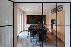 Interieur renovatie van een familiewoning - Hoog ■ Exclusieve woon- en tuin inspiratie.