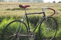 early 80's Olmo road bike. Via Velospace