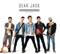 Dear Jack: primo posto in classifica e nuove date del tour