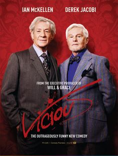 Vicious (TV series, 2013) * * * * *