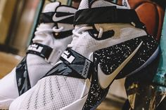 You'll Have To Wait Till Next Season To See LeBron Wearing the Nike LeBron Soldier 9 - SneakerNews.com