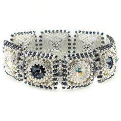 Flaming Jewels Bracelet Kit - Beads Gone Wild - 2