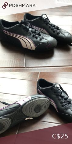 Puma Sneakers These shoes have been worn a couple times but still in great condition! Puma Platform, Platform Sneakers, Puma Sneakers, Shoes Sneakers, Pumas Shoes, Couple, Times, Best Deals, Closet