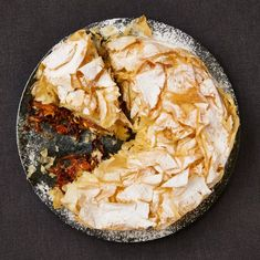 The sweet autumnal favourite roasted with orange and honey, baked in a pie with feta and sage, or fashioned into fritters with a five-spice sugar Yotam Ottolenghi, Ottolenghi Recipes, Gourmet Recipes, New Recipes, Vegetarian Recipes, Cooking Recipes, Healthy Recipes, Recipies, Savoury Recipes