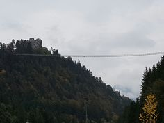Highline179: Hängebrücke in Reutte, Tirol Tours, Mountains, Nature, Travel, Biking, Hiking, Viajes, Traveling, Nature Illustration