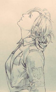 Annie Leonhart || Shingeki no Kyojin
