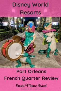 Planning a Disney World Trip? My Port Orleans French Quarter Review will walk you though everything you need to know about the resort and Garden View Room. #disneyworld #disneyplanning #disneyresorts #portorleans #frenchquarter Disney World Florida, Disney World Parks, Disney World Planning, Disney World Vacation, Disney Cruise Line, Disney World Resorts, Disney Travel, Disney World Tips And Tricks, Disney Tips