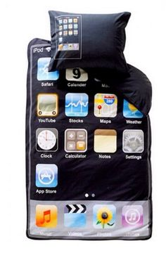 iPhone Bed Set