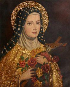 Happy Feast Day 1 October - Saint Thérèse de Lisieux