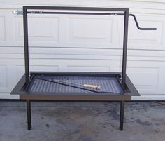Drop-In Santa Maria Grills by JDfabrications on Etsy