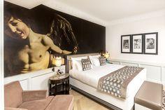 5 Star Hotel in Rome - Hotel Indigo Rome - St. 2 Bedroom Suites, Rome Hotels, Hotel Indigo, Executive Suites, Luxury Rooms, Rome Travel, Caravaggio, Rome Italy, 5 Star Hotels