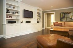 Walker General Contractors are experts at all kinds of basement renovations and can help you create an amazing space. http://walkergeneralcontractors.ca/vancouver/basement-renovations/