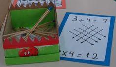 Operando com Varetas: Jogos Pedagógicos de Matemática
