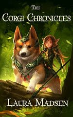 So, I discovered this adorableness today - The Corgi Chronicles