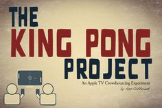 The King Pong Project for iPhone – App Review