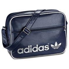 Adidas School Bag----All Day I Dream About Sex. LOL