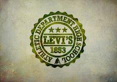 Levi Strauss Company - Levi's  Graphisme textile, Communication global.