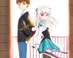 Absolute Duo, Light Novel, Manga Anime, Novels, Wallpaper, Image, Random, Movie, Sleeves