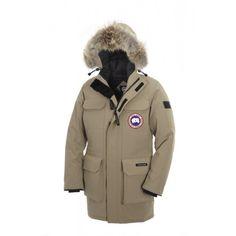 Doudoune Parka Canada Goose Homme pas cher- Achat Parka Canada Goose Homme Citadel Tan