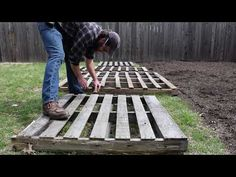 Building a pallet fence could very well be one of the fastest and most cost-effective ways to meet your fencing needs. Pallet fences are simple and cheap!