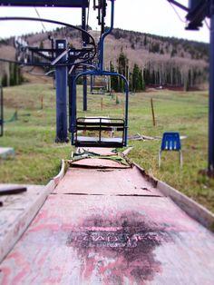 Abandoned Ski Resort Cuchara, Colorado