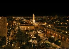 Old City Of David...the Lord said, In Jerusalem will I put My Name.     2nd Kings 21:4
